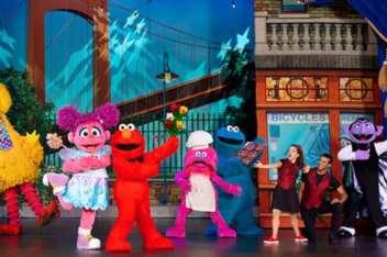 Sesame Street Live! Make Your Magic!