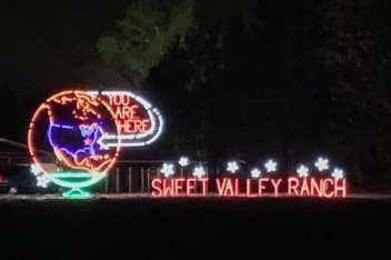 Sweet Valley Ranch Festival of Lights