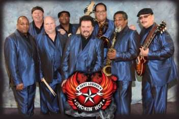 Carolina Summer Beach Bash featuring Gary Lowder & The Smokin' Hot Beach Boogie Band