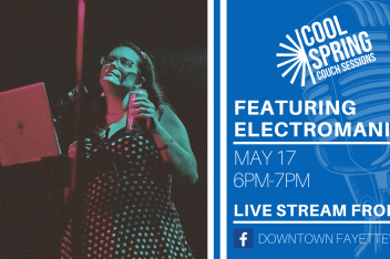 Cool Spring Couch Sessions featuring Electromanic