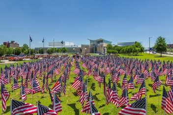 12th Annual Field of Honor