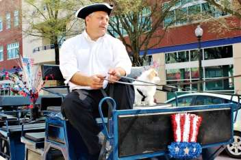 Carriage Tours of Olde Fayetteville