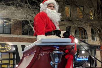 A Dickens Holiday Carriage Rides