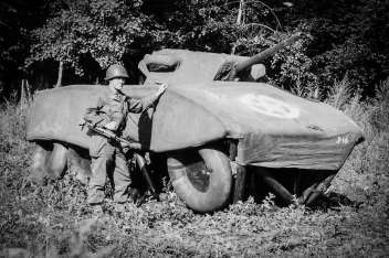 Ghost Army Exhibit