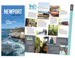Request a Newport, Rhode Island Travel Guide | Discover Newport