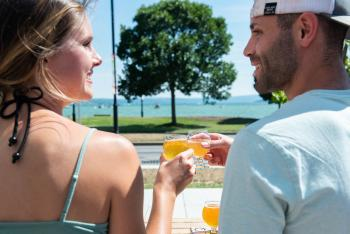 young-lion-canandaigua-couple-tasting