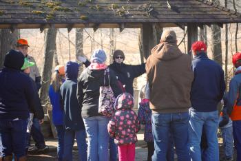 Maple Syrup Days at McCloud Nature Park is a fun and educational experience for the entire family.