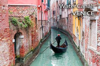 Water Canals Venice