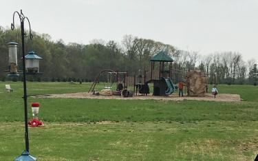 Pecar Park, Nature Park, bird observatory, playground, Washington Township parks