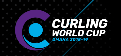 Curling World Cup logo