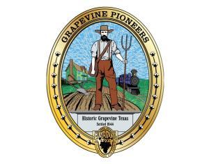 Grapevine Pioneers Logo
