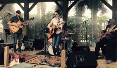 Monica Jane, country band