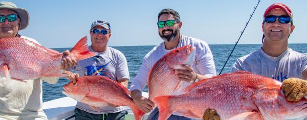 Fishing in Coastal Mississippi