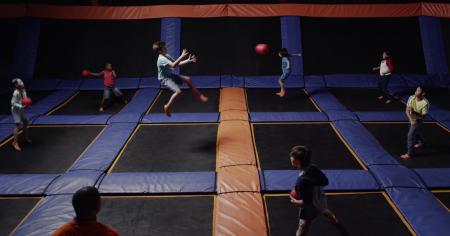 Sky Zone Ultimate Dodgeball