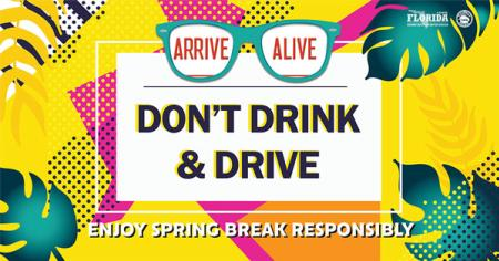 DHSMV Spring Break Campaign