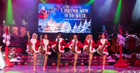 The Christmas Show of the South at Carolina Opry