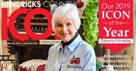 Deanna Hindsley Hendricks County ICON