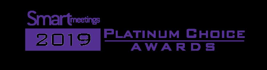 2019 Smart Meetings Platinum Choice Awards