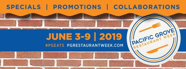 Pacific Grove Restaurant Week