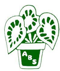 American Begonia Society