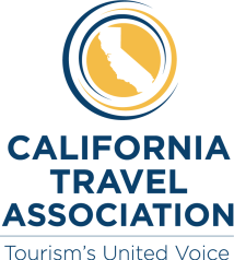 California Travel Association Logo