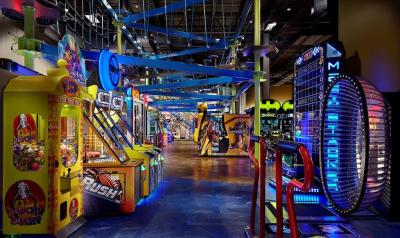Main Event Arcade Games