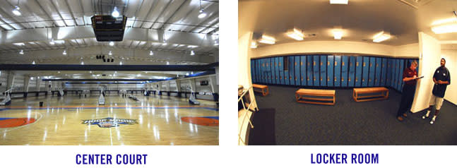 2015 World Police & Fire Games Site Inspection: Hoop Magic Sports Academy Image Gallery