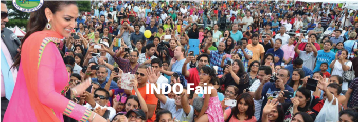 INDO fair crowd