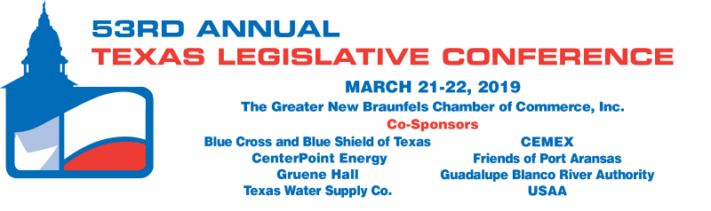 Texas Legislative Conference Header