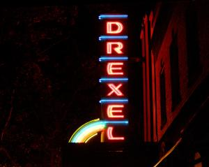 Drexel Theater in Bexley