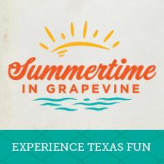 Summertime in Grapevine