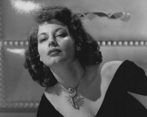 Ava Gardner, Hollywood star of the 40s & 50s, born and raised in Smithfield, NC.
