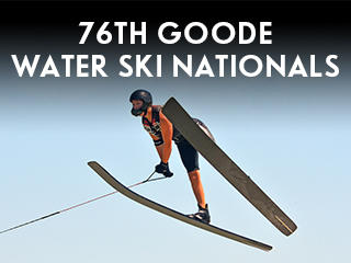 Goode Waterski Nationals COE Widget
