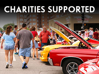 Automobilia Charities Supported