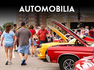 Widget - Annual Events - Automobilia