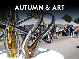 Widget - Annual Events - Autumn & Art