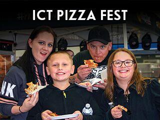 Widget - Annual Events - ICT Pizza Fest