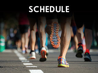 Chisholm Trail Marathon Schedule Widget