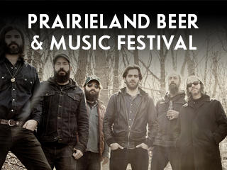Prairieland Beer & Music Festival Widget