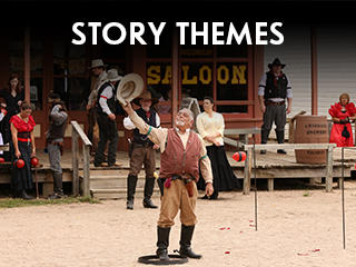 Story Themes Wichita, KS