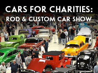 cars for charities rod & Custom car show, events in wichita ks, festivals and events in wichita, family friendly