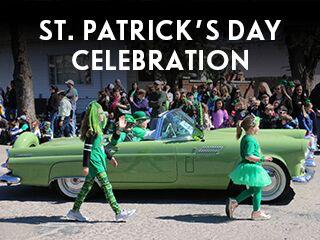 St. patricks day parade, events in wichita ks, festivals and events in wichita