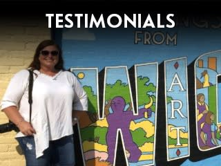 Travel Writers Testimonials