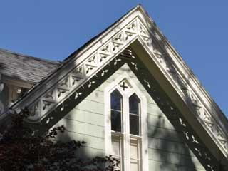 House eaves
