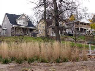 Ellsworth - Romig houses