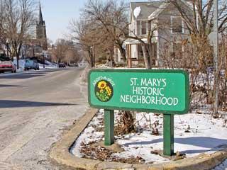 St. Mary's Neighborhood