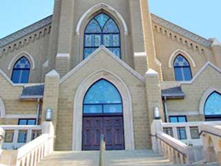 St. Mary's Neighborhood church