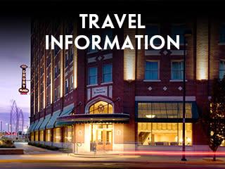 MTJA Travel Info Widget