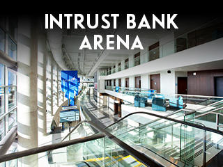 MidPac INTRUST Bank Arena Widget