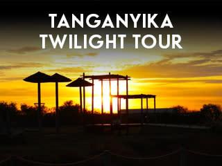 Tanganyika Twilight Tour Widget